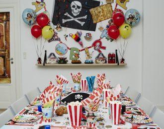Pirat Temafest Børnefødselsdag