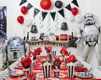 Star Wars Børnefødselsdag/temafest