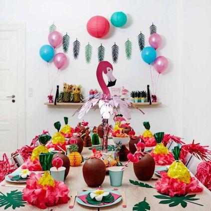 Aloha fest Børnefødselsdag/temafest