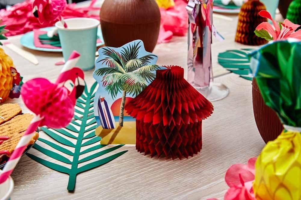 Hawaii Pynt Børnefødselsdag/temafest