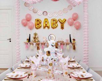 Babyshower pige
