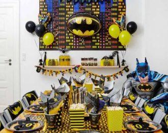 LEGO Batman Pynt Børnefødselsdag/temafest