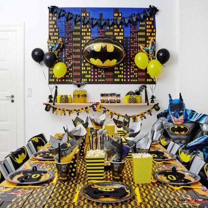 LEGO Batman Børnefødselsdag/temafest