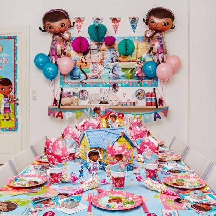 Doc Mcstuffin Børnefødselsdag/temafest