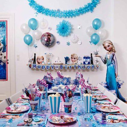 Frost temafest til fødselsdag