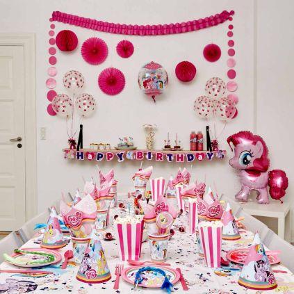 My Little Pony Børnefødselsdag/temafest