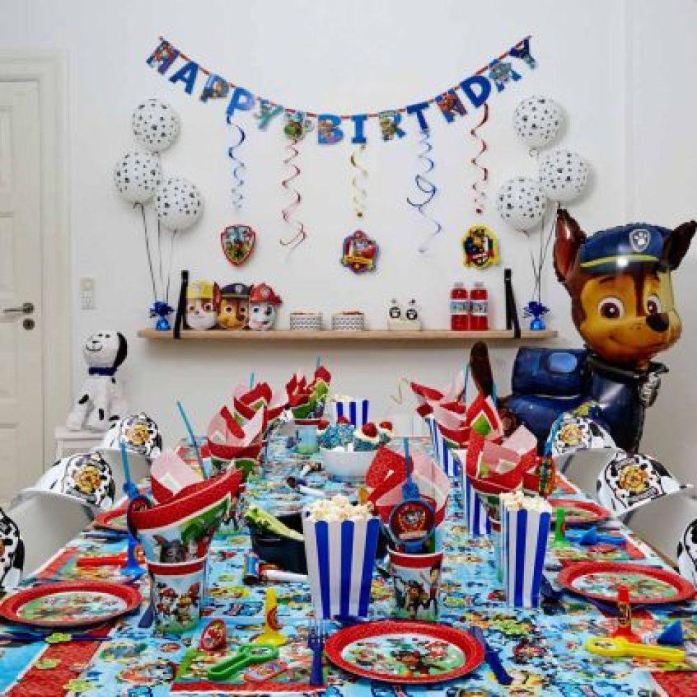 Paw Patrol Pynt Børnefødselsdag/temafest