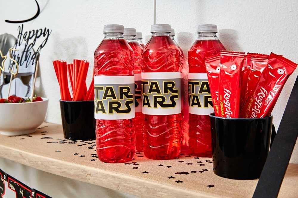 Star Wars Pynt Børnefødselsdag/temafest