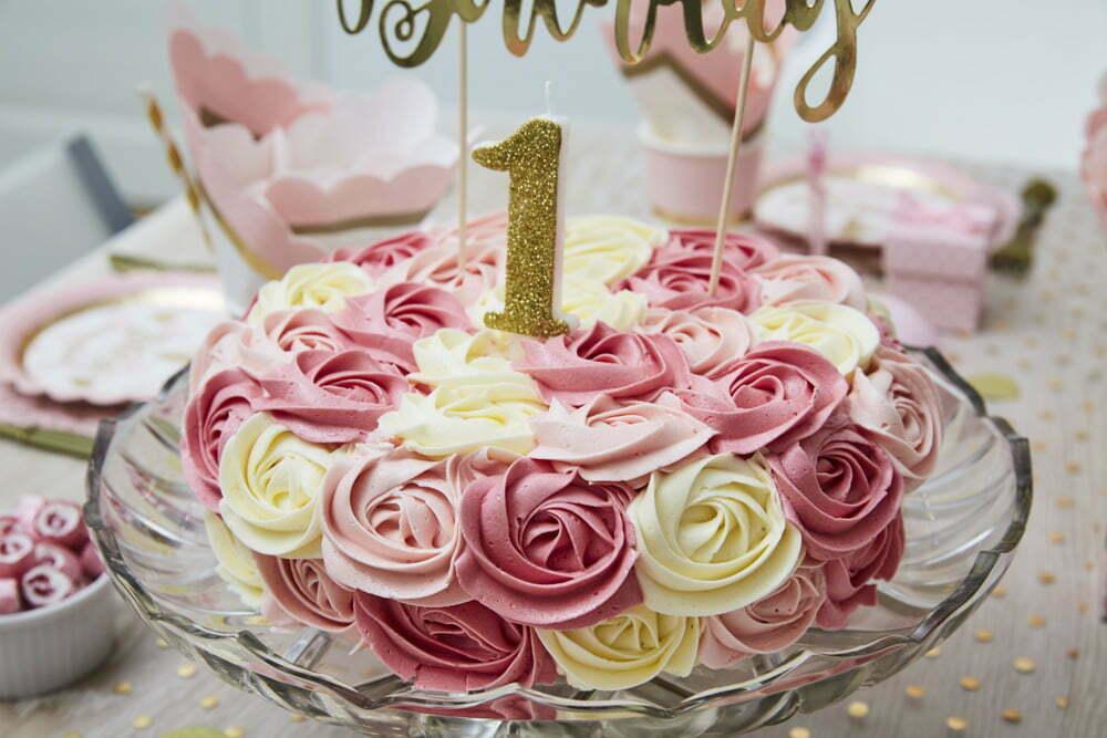 1 års fødselsdag – Pige