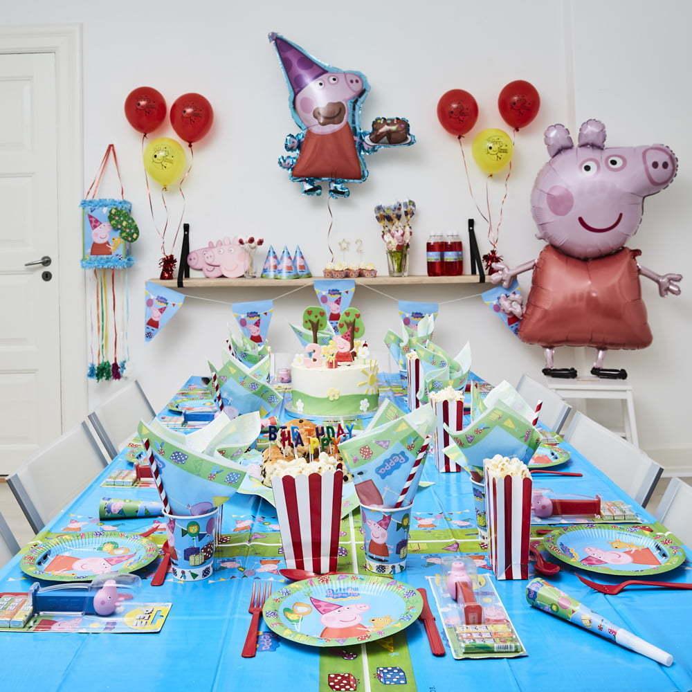 Gurli Gris Temafest Børnefødselsdag/temafest