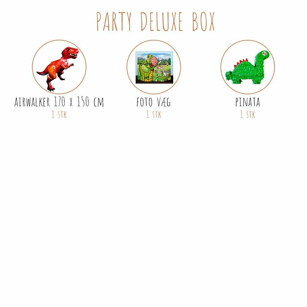 dino deluxe box