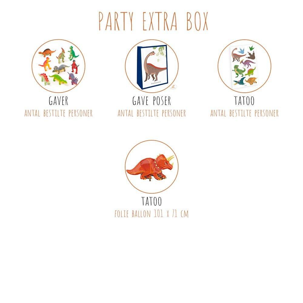dino extra box