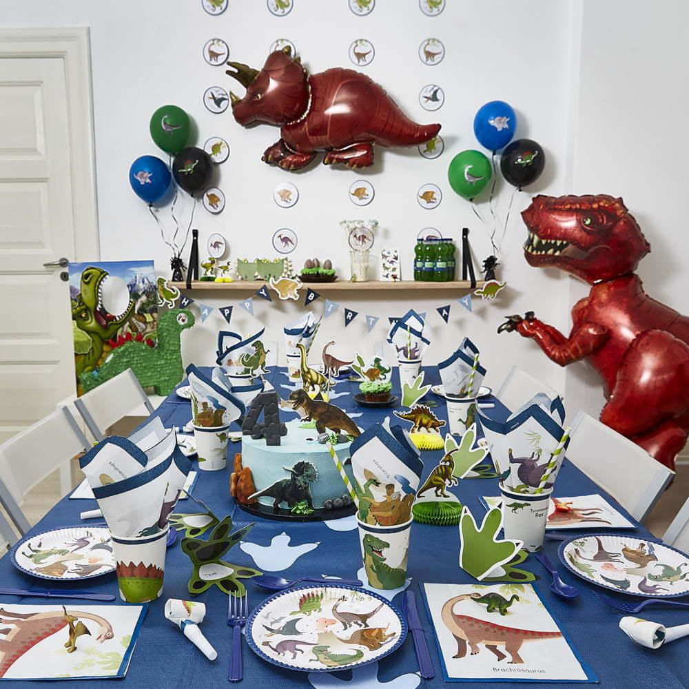 Dino børnefødselsdag/temafest