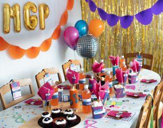 MGP pynt til temafest
