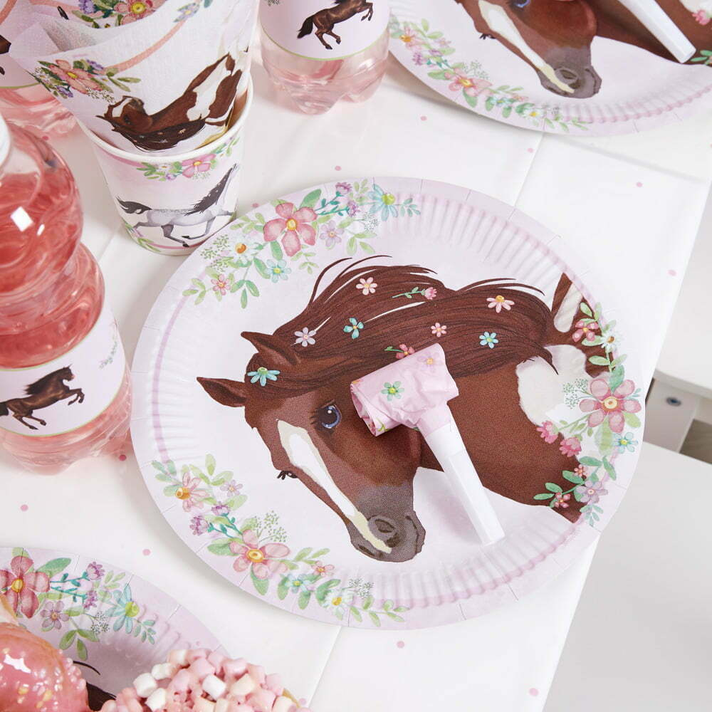 Heste Børnefødselsdag/Temafest pynt