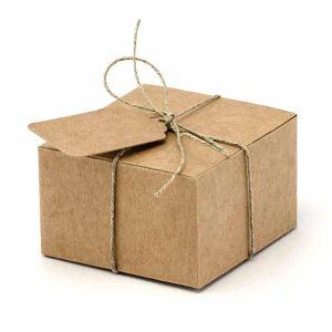 Box med kort