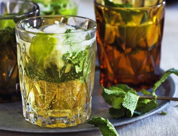Den bedste sommer cocktail - med et twist!