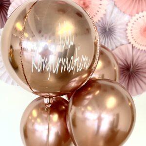 Ballon box bold med balloner