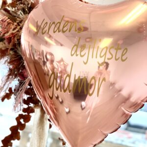 Ballon box hjerte