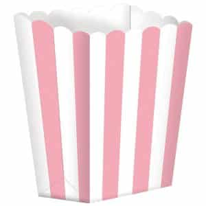 Rosa popcorn box