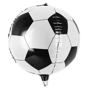 Ballon box med fodbold