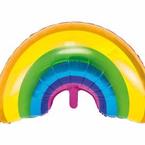 Ballon box regnbue