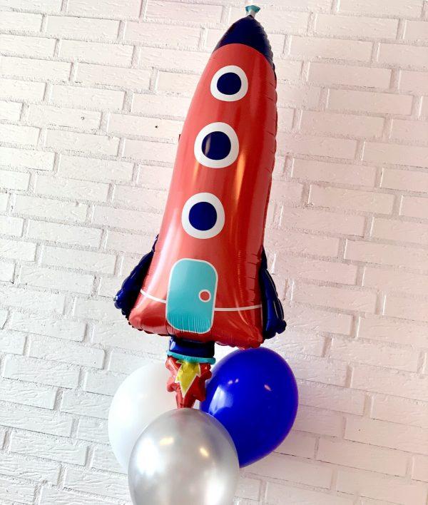 ballon box raket