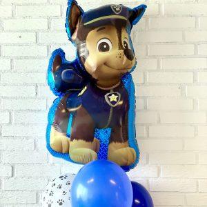 Paw patrol ballon box