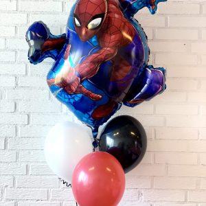 spiderman ballon box
