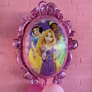 prinsesse ballon box