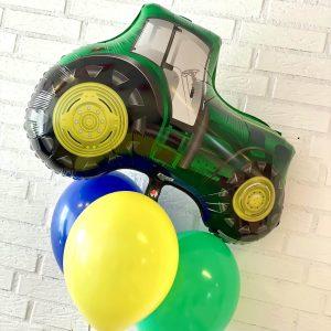 ballon box traktor